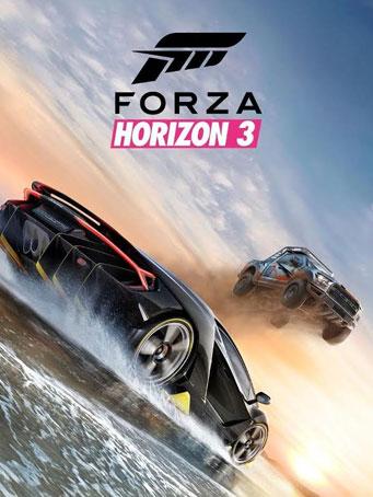 โหลดเกมส์ (PC) Forza Horizon 3 รถแข่งยอดนิยม