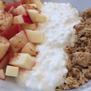 Apple Cinnamon Breakfast Bowls