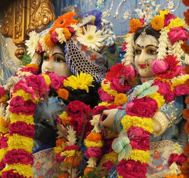 ISKCON Vallabh vidhyanagar Deity Darshan 18 jan 2017 (14)