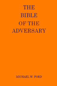 Cover of Michael Ford's Book The Bible of the Adversary