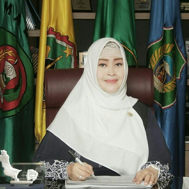 Fahira Idris  (Anggota DPD RI Provinsi DKI Jakarta)