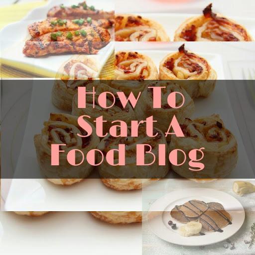 start food blog