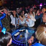 halloween nightlife at PONG, Taipei in Taipei, T'ai-pei county, Taiwan