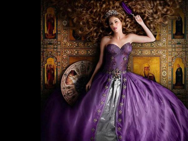 Fantasy Girl With Pen, Magic Beauties 2