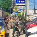 Dipenghujung PPKM Jajaran Polres Subang Gelar Patroli Gabungan