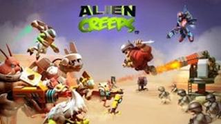 rekomendasi game stategi offline alien creeps TD