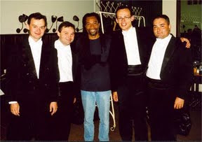 MozART group and Bobby McFerrin