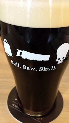Left Hand Brewing, a delicious glass of their Milk Stout