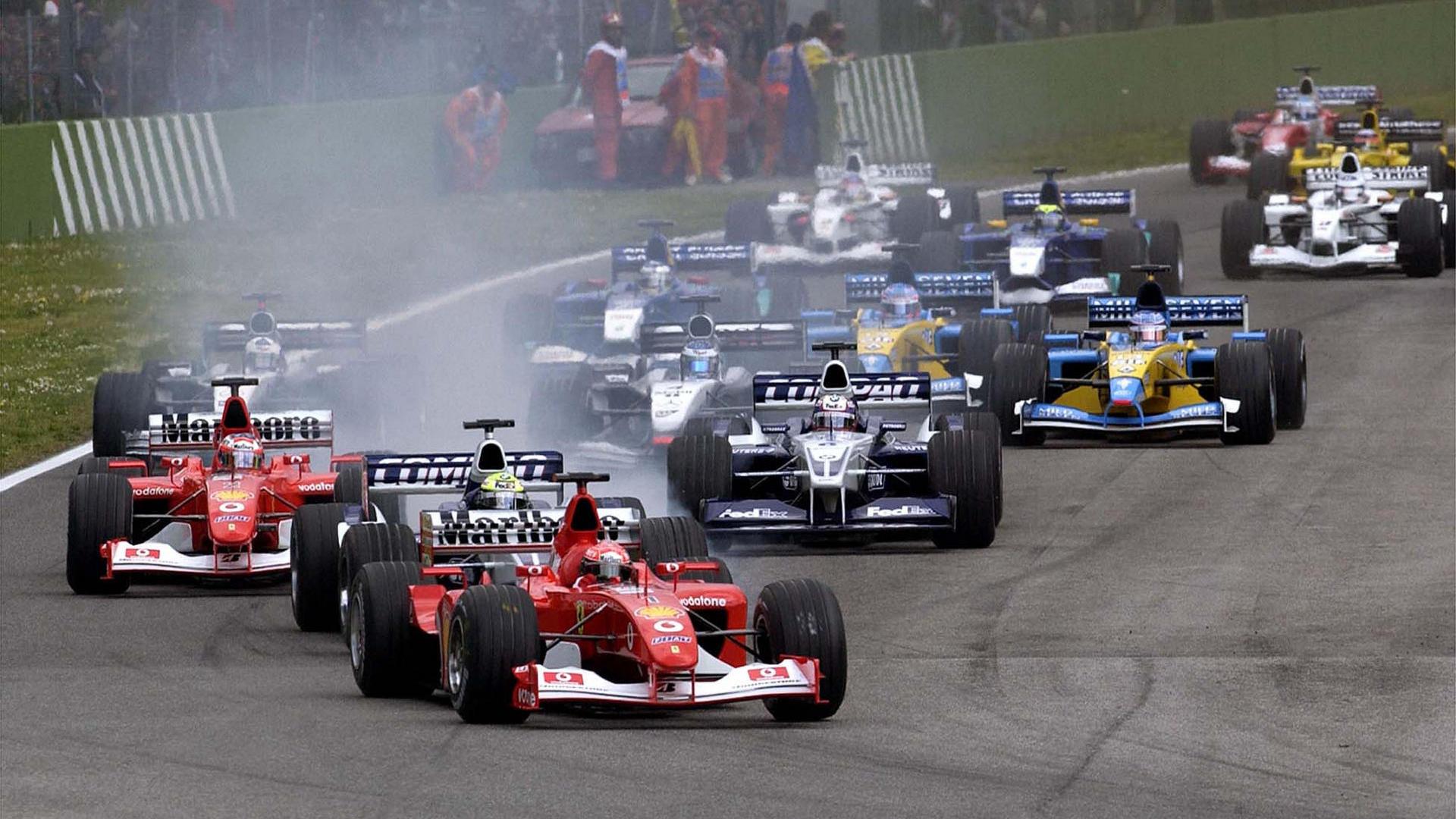 Hd Wallpapers 2002 Formula 1 Grand Prix Of San Marino F1
