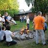Ognisko wszystkich wspólnot w parafii 13.06.2015r.