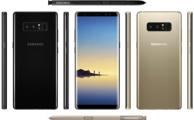 See The Full Specifications And Price Of The Samsung Galaxy Note 8 In Nigeria 1