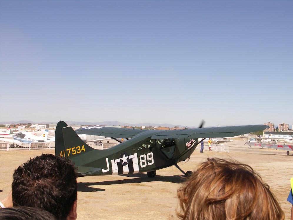 """Exhibición aerea de la Fundación """"Infante de Orleans"""". PICT0440"""