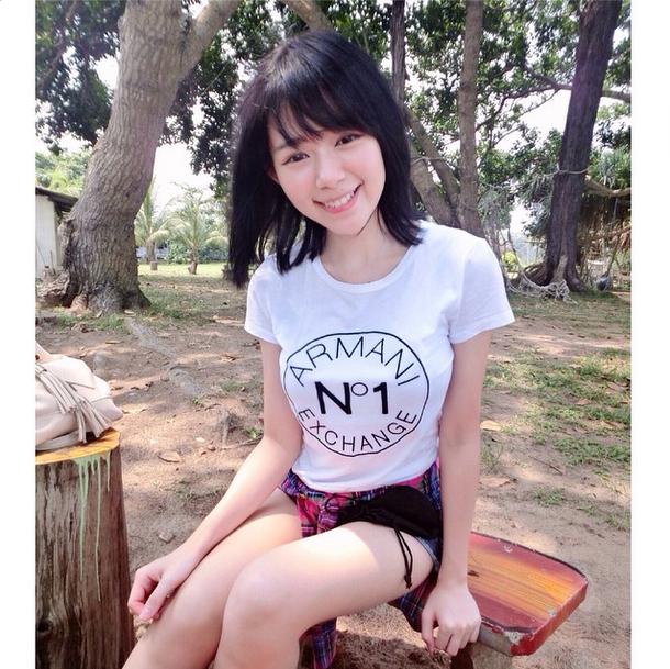 馬來西亞夢幻正妹「明禎」 細腰+美腿+巨乳「林明禎」 網友讚極品女神 三圍 個人資料 臉書