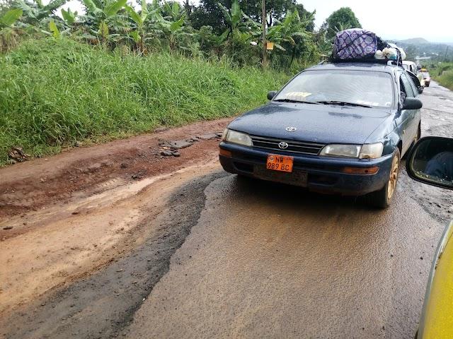 Bamenda-Bambili road: Construction works imminent