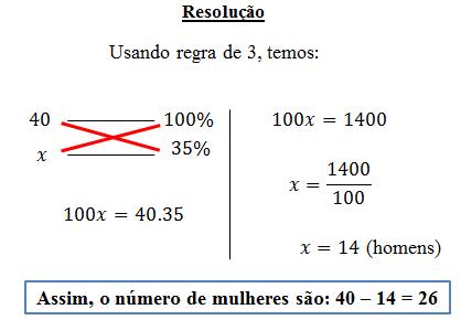 Resultado de imagem para porcentagem regra de 3