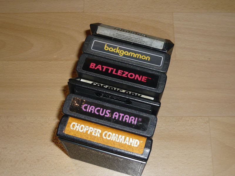 For sale a bunch of atari console games - Atari game console for sale ...