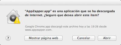 Abrir AppZapper.app