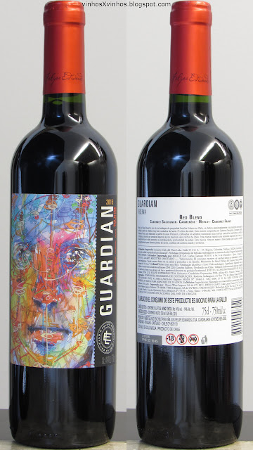 Guardian Red Blend
