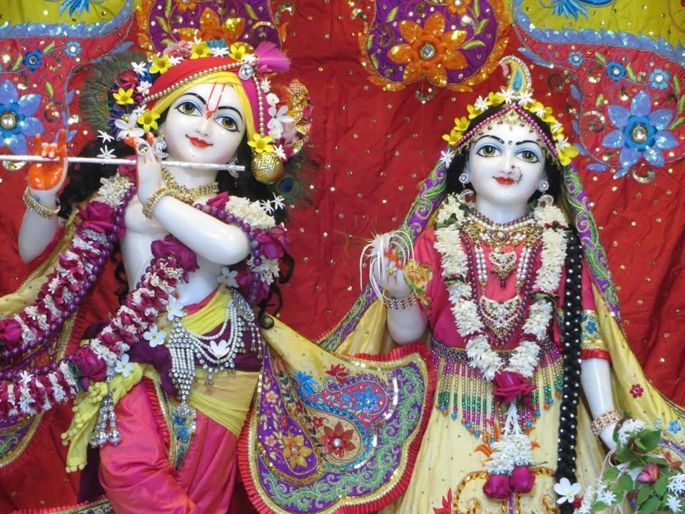 ISKCON Aravade Deity Darshan 16 Mar 2016  (5)
