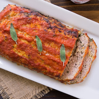 Pork, Apple And Sage Meatloaf
