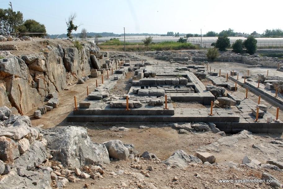 letoon antik kenti