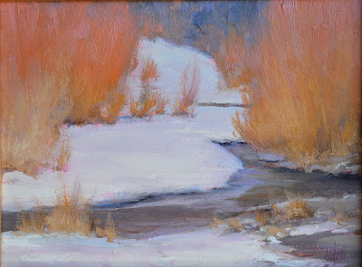 """Winter Willows"""