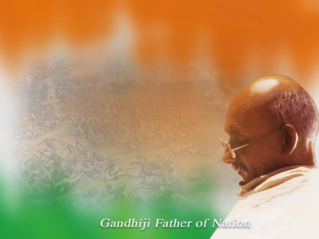essay on father of nation