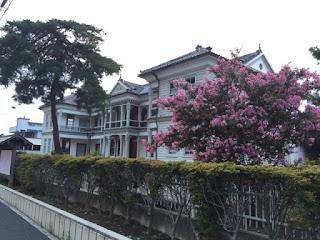 文化財的な建物