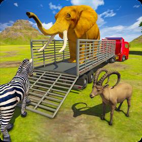 Offroad Truck Driving & Farm Animal Transport 2019