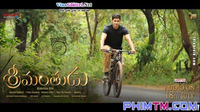 Xem Phim Chàng Trai Tuyệt Vời - Srimanthudu - phimtm.com - Ảnh 3