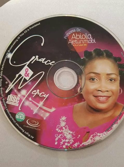 [Music] Princess DR. Abiola Ajetummobi - Layemi
