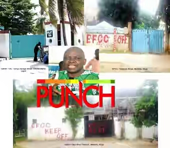 Why we can't release Fayose's houses – EFCC