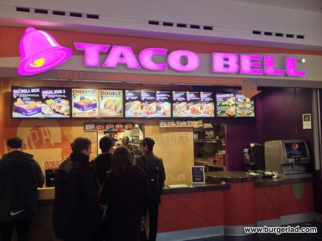 Taco Bell UK