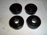 Strut rod bushings, urethane for 62-66 fullsize Buicks. 35.00 for set, no hardware.