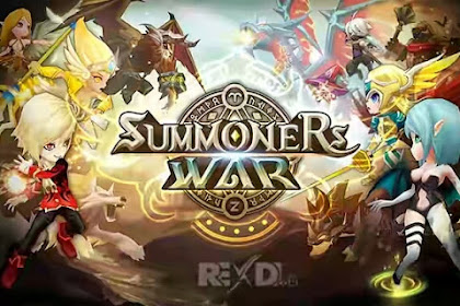 Summoners War Sky Arena v3.8.4 Full Apk+Obb Download
