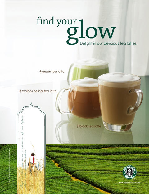 Advision Starbucks Advertising