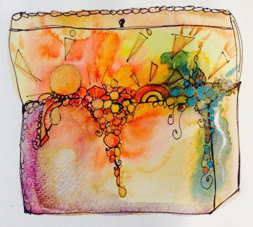 Your Idea is Your Treasure (c) Marika reinke 2015