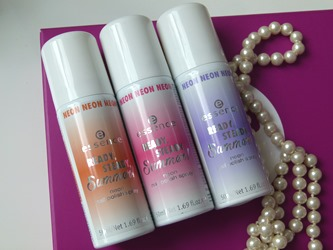 Nagellackspray essence summer le