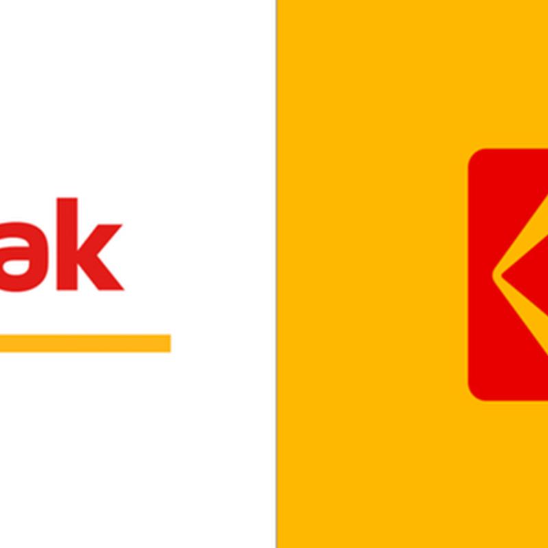 Kodak renueva su logo volviendo a lo básico