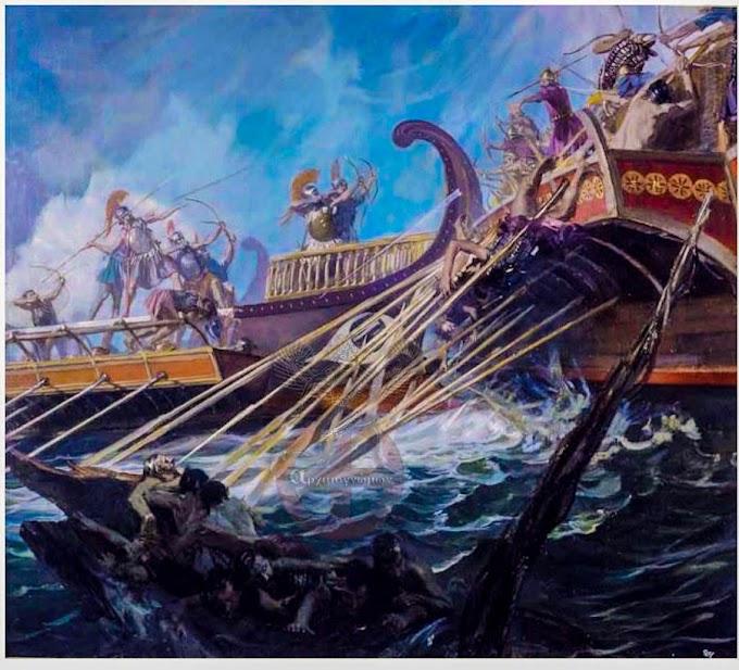 Μνησίφιλος ο Αθηναίος, ένας άγνωστος και μυστήριος ήρωας της ναυμαχίας της Σαλαμίνας