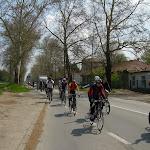 Vožnja za bici stazu BG-NS, 17.4.2010