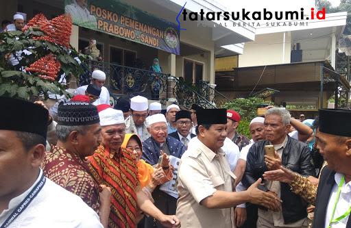 Penutupan Jalan Santai di Sukabumi Dihadiri Prabowo, Heri Gunawan : Masih Dalam Konfirmasi