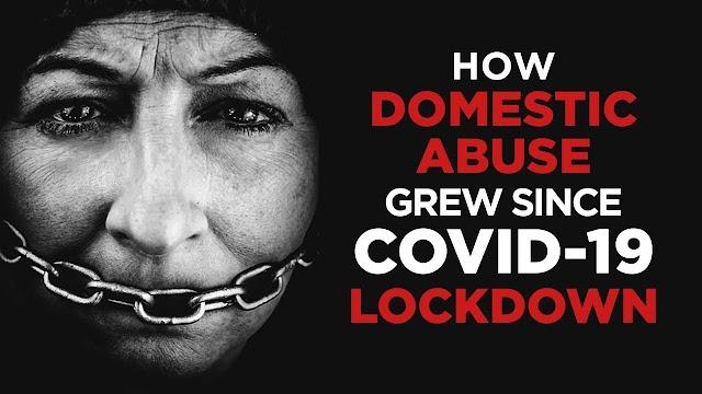 women suffer in lockdown