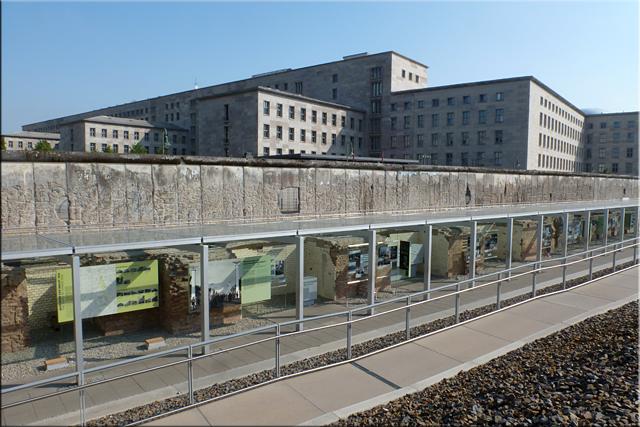 Topografía del Terror - Antigua sede central de la Gestapo y SS - Berlín'15
