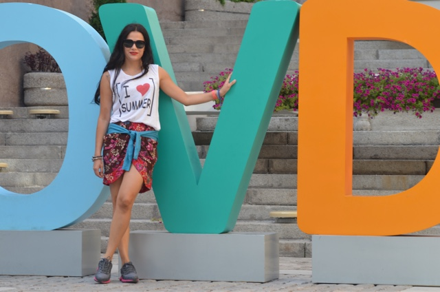 Woman Plovdiv