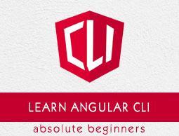 Angular CLI Tutorial