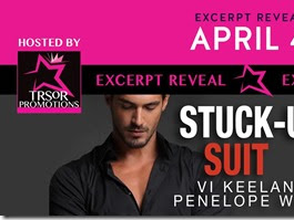 Spotlight: Stuck-Up Suit by Vi Keeland & Penelope Ward + Teaser and Excerpt