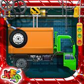 Tải Game Nhà máy sản xuất xe tải &