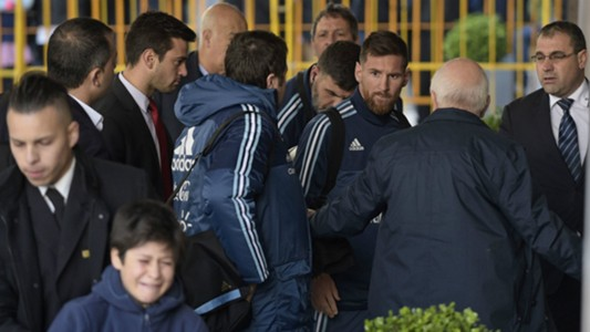 Lionel Messi Makes Young Fan's Dream Come True After Security Dragged Him Away