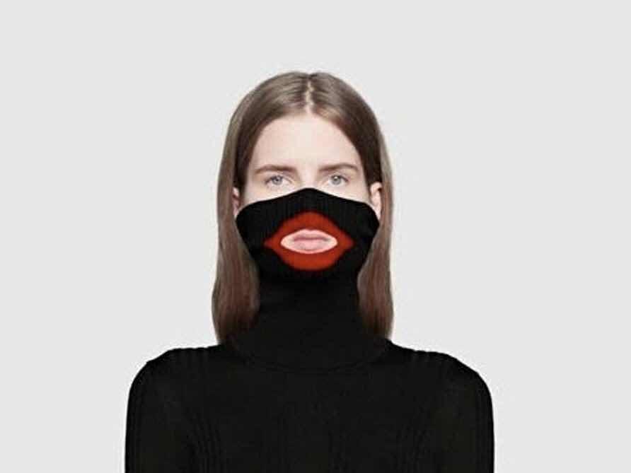BlackFace Gucci?